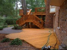 TWP 1500 Series Stain - what the deck guy recommended - in cedar wood color