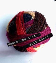 Would You Like a JellyBaby by PurpleGoddessDesign on Etsy, $24.00
