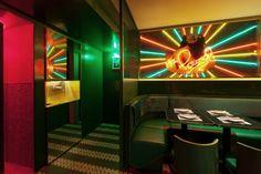 Mrs Pound Restaurant by NC Design & Architecture, Hong Kong » Retail Design Blog