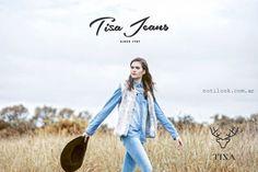 Tiza Jeans – Outfits urbanos y juveniles invierno 2015