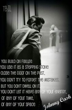 Love This Johnny Cash Quote Its Not Out Of Frustration And
