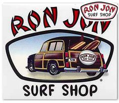 Ron Jon Surf Shop ~  Always fun to stop/shop here. Yes there are now 7 of these, but after all these years I still prefer the original. Cocoa Beach, FL.