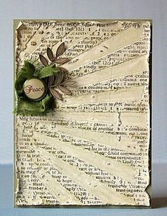 book page card