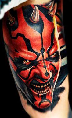 Tattoo Artist - Oleg Shepelenko | www.worldtattoogallery.com/tattoo_artist/oleg_shepelenko