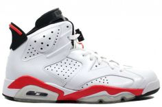 Pre Order 384664-123 Air Jordan 6 Retro White/Infrared-Black 2014.   $128   http://www.alljordanshoes2013.com/pre-order-384664-123-air-jordan-6-retro-white-infrared-black-2014-695.html