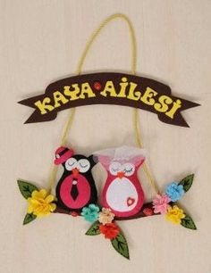 Rope Crafts, Flower Crafts, Felt Crafts, Diy And Crafts, Crafts For Kids, Arts And Crafts, Beaded Ornaments, Christmas Ornaments, Diy Y Manualidades