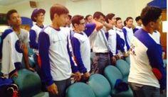 SSB Latih Kesiapsiagaan Bencana SMAN 6 Jakarta