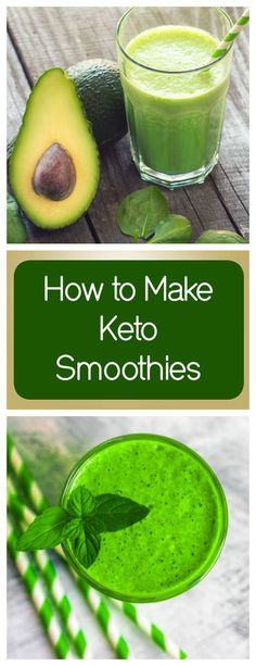 How to make low carb keto smoothies. These keto smoothie recipes are perfect for addressing diabetes or for weight loss. Learn how to fit ketogenic smoothies into your diet plan! NSNG.