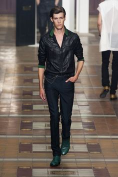 Menswear Trends From Spring 2015 Runways | StyleCaster
