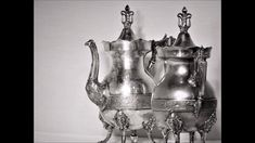 Share us with your friends! Digital Museum, Something Old, Great Videos, Online Gallery, Tea Set, Metal Art, Home Accessories, North America, Photo Galleries