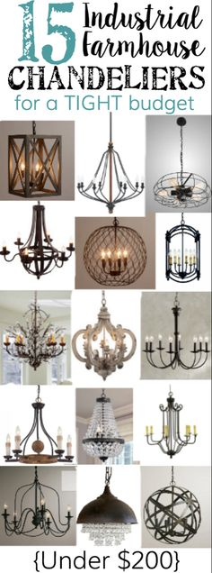 If you are looking for Industrial Farmhouse Lighting, You come to the right place. Here are the Industrial Farmhouse Lighting. This post about Industrial F. Industrial Chandelier, Farmhouse Chandelier, Diy Chandelier, Farmhouse Lighting, Kitchen Lighting, Rustic Industrial, Bathroom Chandelier, Industrial Design, Industrial Lighting