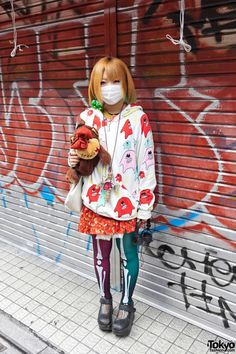 kawaii cute japan japanese fashion harajuku girl