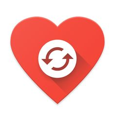 Heart Trace Android Icon