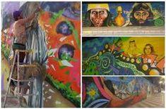 Resultado de imagen para yarime lobo mujer Painting, Urban, Artists, Women, Painting Art, Paintings, Painted Canvas, Drawings