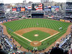 Old Yankee Stadium: New York, NY