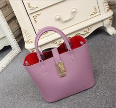 High Grade Leather Tote