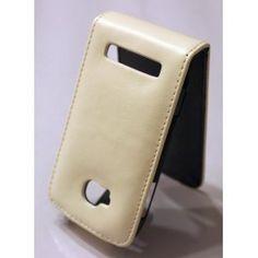 Nokia Lumia 710 valkoinen nahkainen läppäkotelo. Lumia 710, Phone Cases, Phone Case