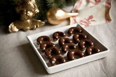 Christmas Sweets, Christmas Baking, Christmas Time, Xmas, Czech Recipes, Holiday Cookies, Sweet Recipes, Sweet Tooth, Food And Drink