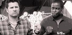 """Fist-bumping is better than high-fiving. (gif)