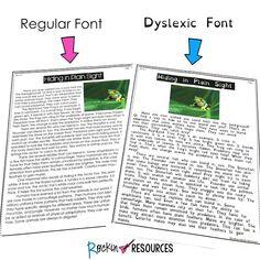 Upper Elementary Snapshots: Understanding Dyslexia in the Upper Elementary Classroom