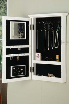 Border Wall Armoire with Lock