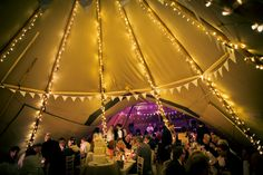 Light up your Love with a thousand twinkling fairies  Check out our blog for lots of magical lighting ideas to create the perfect atmosphere on your special day  Image by @Paulreadphotography  #FairyLights #Twinkling #Wedding #Lighting #Ideas #Inspiration #OutdoorWedding #Tipi #Teepee #TipiWedding #TeepeeWedding #Eventprofs #Midlands Tipi Wedding, Wedding Lighting, Fairy Lights, Twinkle Twinkle, Lighting Ideas, Special Day, Light Up, Fairies, Create