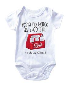 Body Festa no Berço loja I'm not a Baby! Atendemos Atacado e Varejo - www.imnotababy.com.br
