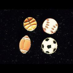 Memory locket bundle Memory locket bundle. It's a boy, it's a girl. I ( heart ) coffee, basketball, rhinestone heart. Origami owl Jewelry Necklaces