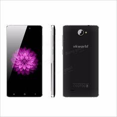 VKWORLD VK700X 5-inch ROM MTK6580A-1.5GHZ Quad-core Android 5.1 Shockproof Smartphone Sale-Banggood.com
