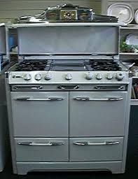 Image result for o keefe and merritt stove 6 burner double oven