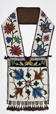 Exhibition Detail: Floral Journey: Native North American Beadwork   Autry National Center