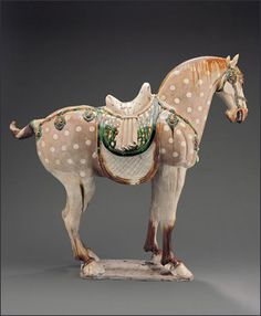 Mongolian horse art ceramic - Google Search