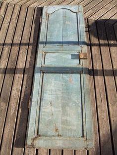 Fabrication Artisanale à Lancienne De Portes Intérieure Chêne - Porte placard coulissante jumelé avec serrure ancienne