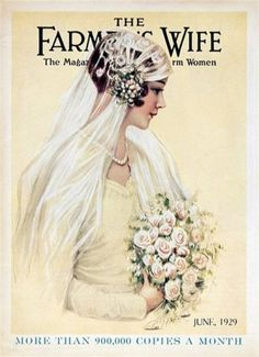 51 Ideas For Wedding Gowns Vintage Bridal Decoupage Vintage, Vintage Ephemera, Vintage Ads, Vintage Prints, Vintage Wedding Photos, Vintage Bridal, Vintage Pictures, Vintage Images, Victorian Bride