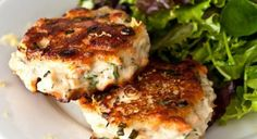 Simple and Easy Salmon Cake Recipe