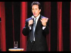 """Seinfeld live at New York, 1998. """"I'm Telling You For The Last Time"""" - Helmets"""