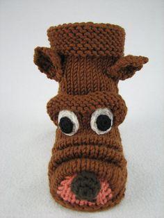 """Strickanleitung Babystiefelchen """"Strolchi"""" in 4 Größen Crochet Baby Boots, Crochet Shoes, Knit Crochet, Baby Knitting, Lace Dress, Beanie, Teddy Bear, Socks, Sewing"""