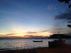 Pôr-do-sol em Paqueta