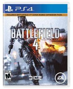 Battlefield 4 - PlayStation 4,$44.54$59.99