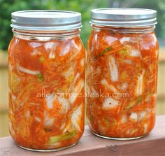 Kimchi Me Crazy (dairy free/refined sugar free/Paleo & GAPS friendly) | Allergy Free AlaskaAllergy Free Alaska