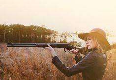 This is who I want to be. Women + Guns. A well traveled woman