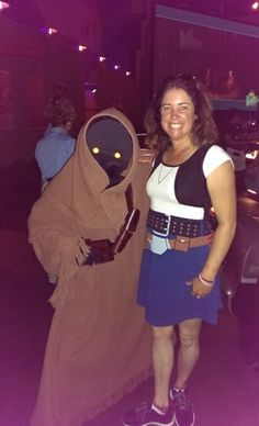 Star Wars Galactic Breakfast #SWW2014 #Jawa #SciFiDineIn