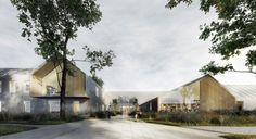 WE Shares First Prize for Danish Psychiatric Hospital