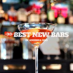 These are the 33 best new bars in America