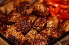Chicken Wings, Food And Drink, Meat, Ethnic Recipes, Balls, Gluten, Corner, Holidays, Christmas
