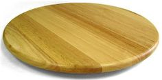 """Mountain Woods 18"""" Lazy Susan by Mountain Woods. $27.95. Natural, food safe finish. Keep condiments and other tabletop items within reach. 18"""" diameter. Features ball bearing swivel for smooth motion. Features:  Keep condiments and other tabletop items within reach.  Features a ball bearing swivel for smooth motion.  Natural, food safe finish.  From condiments to spices, this handy tabletop accessory keeps everything easy to reach. Crafted of sturdy hardwood and steel ball ..."""
