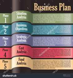 29 best strategic plan design 2017 19 images on pinterest plan business plan modern design template presentation with letters and numbers for info graphics numbered banners horizontal cutout lines graphic or friedricerecipe Images