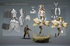 Concept Art: Skyforge<br><br>Антон Лаврушкин