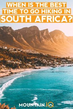 While most travelers visit South Africa for its safaris and diverse wildlife the country is actually full of epic trails that showcase the natural beauty of the land From. Go Hiking, Hiking Trails, Africa Destinations, Travel Destinations, Visit South Africa, Down South, Best Hikes, Ocean Views, Africa Travel