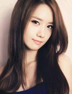Yoona #simple but beautiful #Asian girl